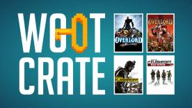 Codemasters Bundle - Woot Crate
