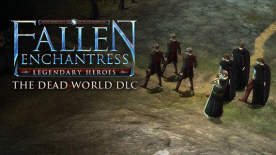 Fallen Enchantress: Legendary Heroes – The Dead World DLC