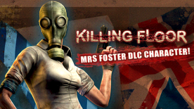 Killing Floor: Mrs Foster Pack
