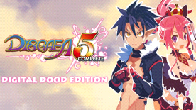Disgaea 5 Complete - Digital Dood Edition