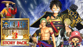 One Piece Pirate Warriors 3 Story Pack