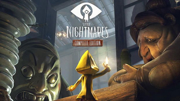 Little Nightmares Complete Edition | PC - Steam | Game Keys