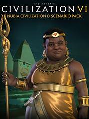 Sid Meier's Civilization® VI: Nubia Civilization & Scenario Pack
