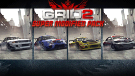 GRID 2 - Super Modified Pack