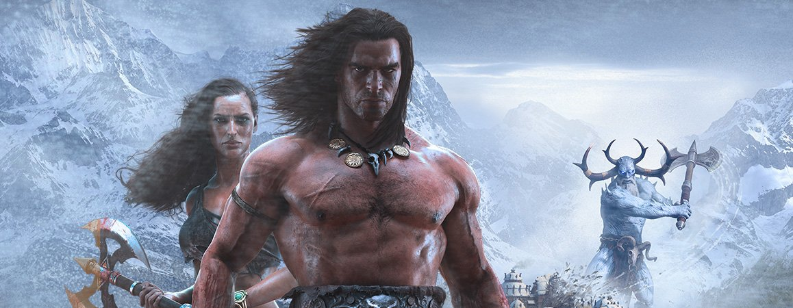 Conan Exiles - Barbarian Edition | PC Game Key
