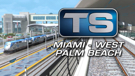 Train Simulator: Miami - West Palm Beach Route Add-On