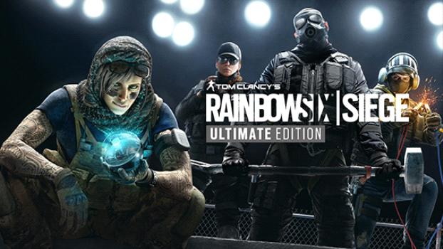Rainbow Six Siege Ultimate Edition Year 4 | PC Uplay | Game Keys