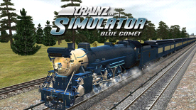 Trainz Simulator: Blue Comet Addon Pack