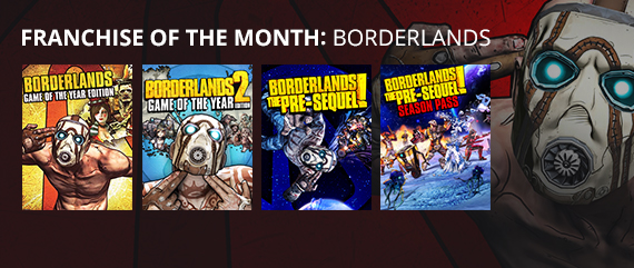 Borderlands Deals
