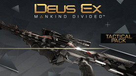Deus Ex: Mankind Divided - Tactical Pack