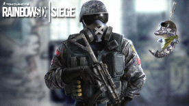 Tom Clancy's Rainbow Six Siege: Mute Gravel Blast Set