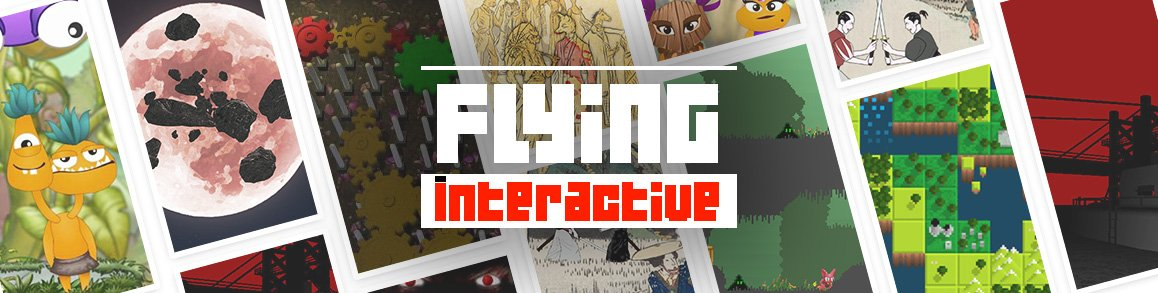 Flying Interactive Promotion