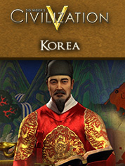 Sid Meier's Civilization® V: Civilization and Scenario Pack: Korea (MAC)