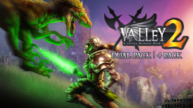 A Valley Without Wind 1 and 2 Dual Pack - 4 Pack
