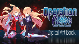 Operation Abyss: New Tokyo Legacy - Digital Art Book