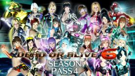 DOA6 Season Pass 4