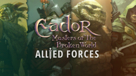 Eador: Masters of the Broken World - Allied Forces