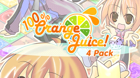 100% Orange Juice - 4 Pack