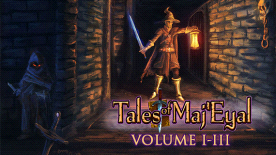 Tales of Maj'Eyal : Volume I-III