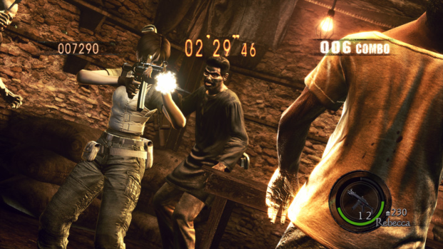 Resident Evil 5 - Untold Stories DLC