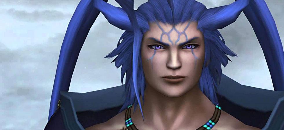 Final Fantasy Character - Seymour Guado