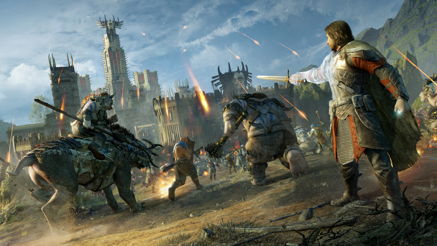 Middle-earth: Shadow of War - Fortress Assault