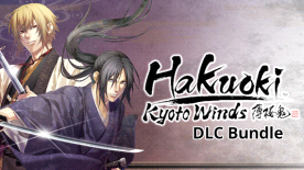 Hakuoki: Kyoto Winds - DLC Bundle