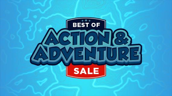 Action & Abenteuer Sale - Spiele im Angebot