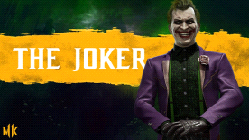 Mortal Kombat 11 The Joker