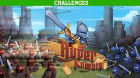 Hyper Knights - Challenges