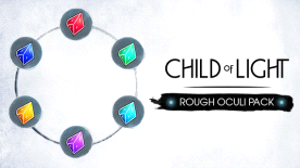 Child of Light - Rough Oculi Pack