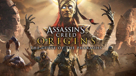 Assassin's Creed Origins® - The Curse of the Pharaohs