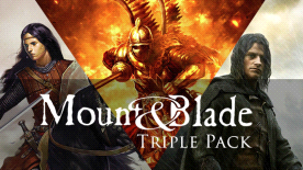 Mount & Blade Triple Pack