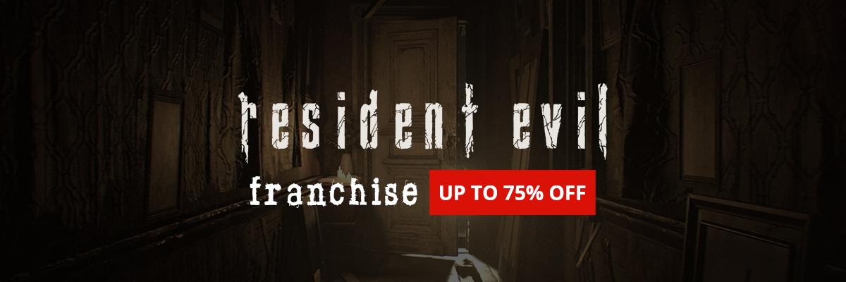Resident Evil Promotion