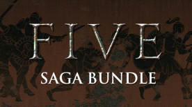 FIVE: Saga Bundle