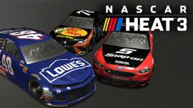 NASCAR Heat 3 - December Pack