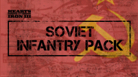 Hearts of Iron III - Soviet Infantry Sprite Pack