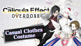 The Caligula Effect: Overdose - Casual Clothes Costume