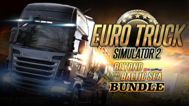Euro Truck Simulator 2 with Beyond the Baltic Bundle