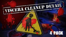 Viscera Cleanup Detail - 4 Pack
