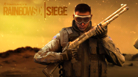 Tom Clancy's Rainbow Six Siege : Pulse Desert Grit Set