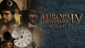 Europa Universalis IV: Anthology of Alternative History