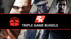 2K Triple Pack - Spec Ops & The Bureau & Mafia II
