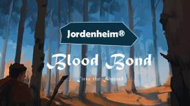 Blood Bond - Into the Shroud